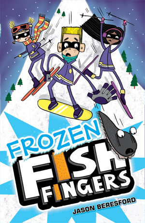 Frozen Fish Fingers